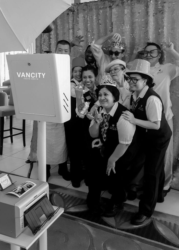 Vancity Photo Booth - About Us