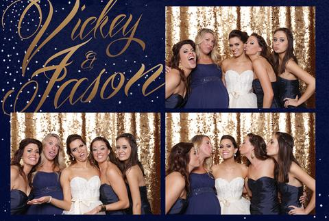 Wedding Photo Booth - Print Layouts