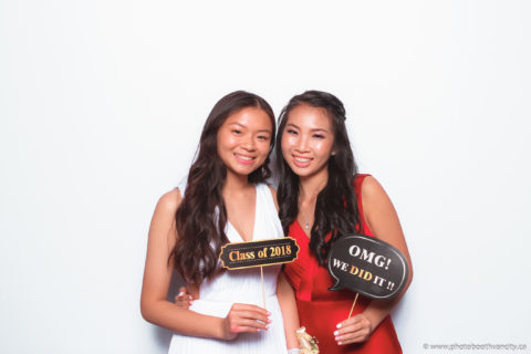 Graduation Photo Booth - Backdrop