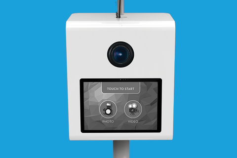 Start-up Screens - Photo Booth for Corporate Events