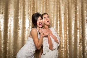 Wedding Photo Booth - Backdrop