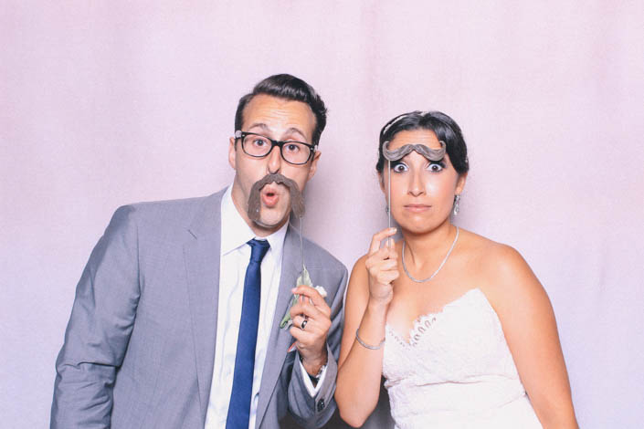 Photo Booth Backdrops - Marble Pink