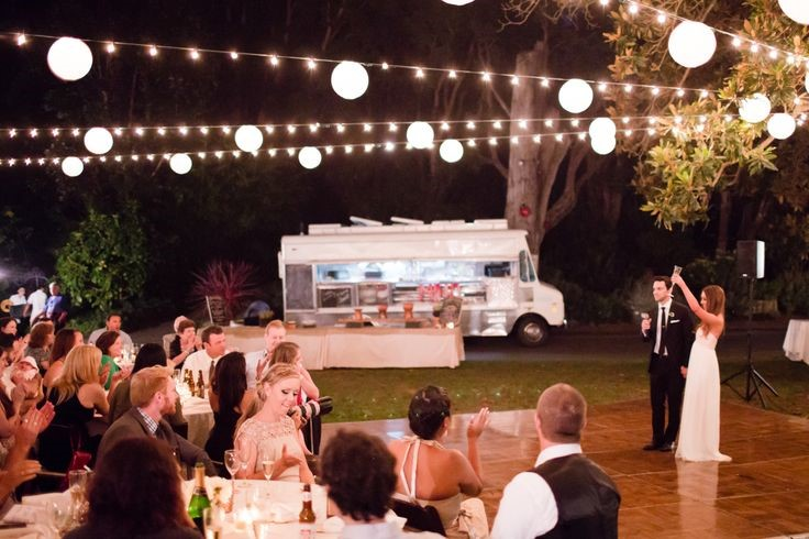Food Cart - Vancouver Best Alternative Entertainment for Wedding Reception