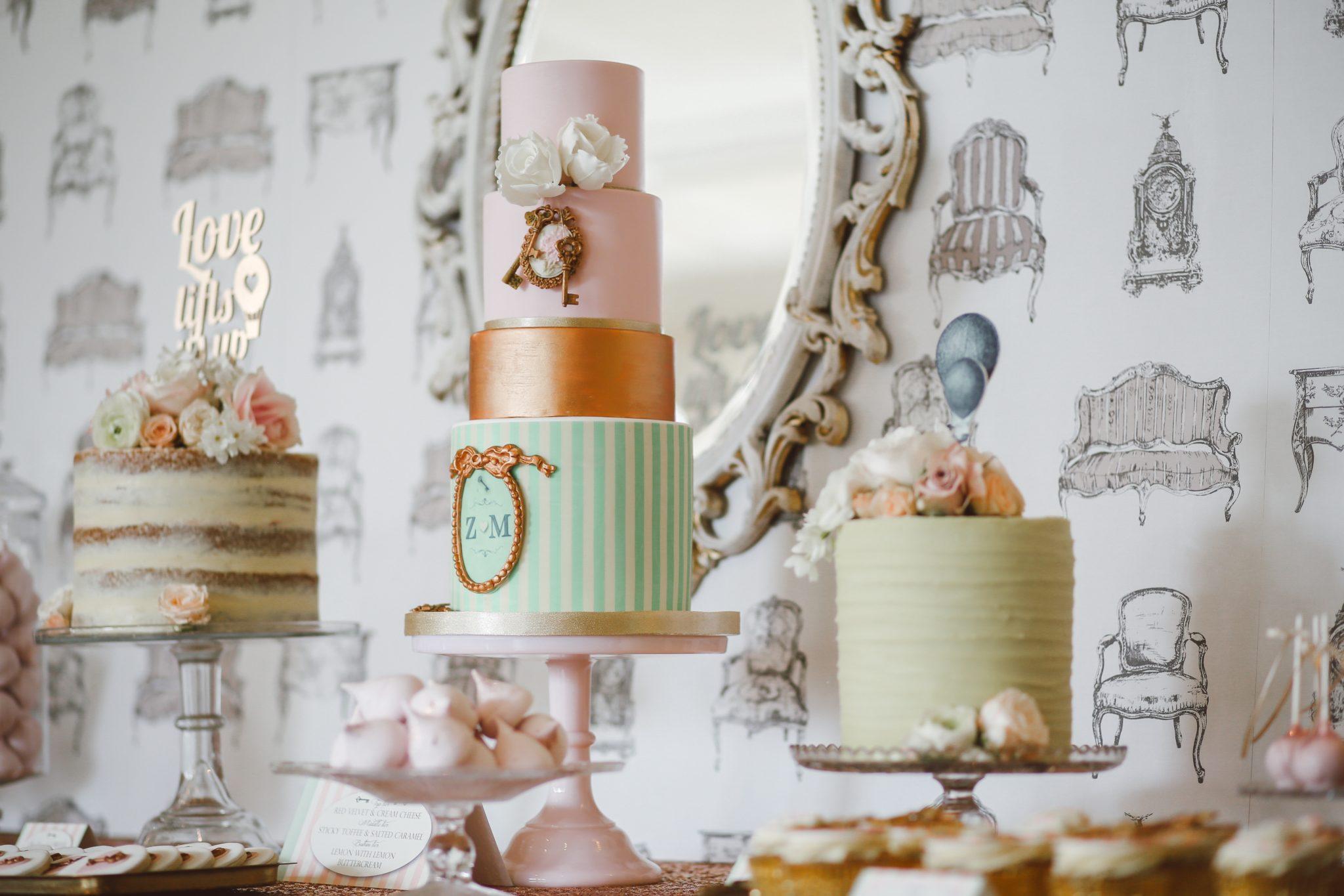 Dessert Bars - Vancouver Best Alternative Entertainment for Wedding Reception