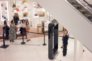Partnering With FENDI For A Photo Activation
