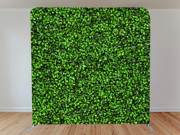 Hedge Fabric Wall
