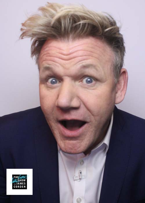Gordon Ramsay Photo Credit: CBS